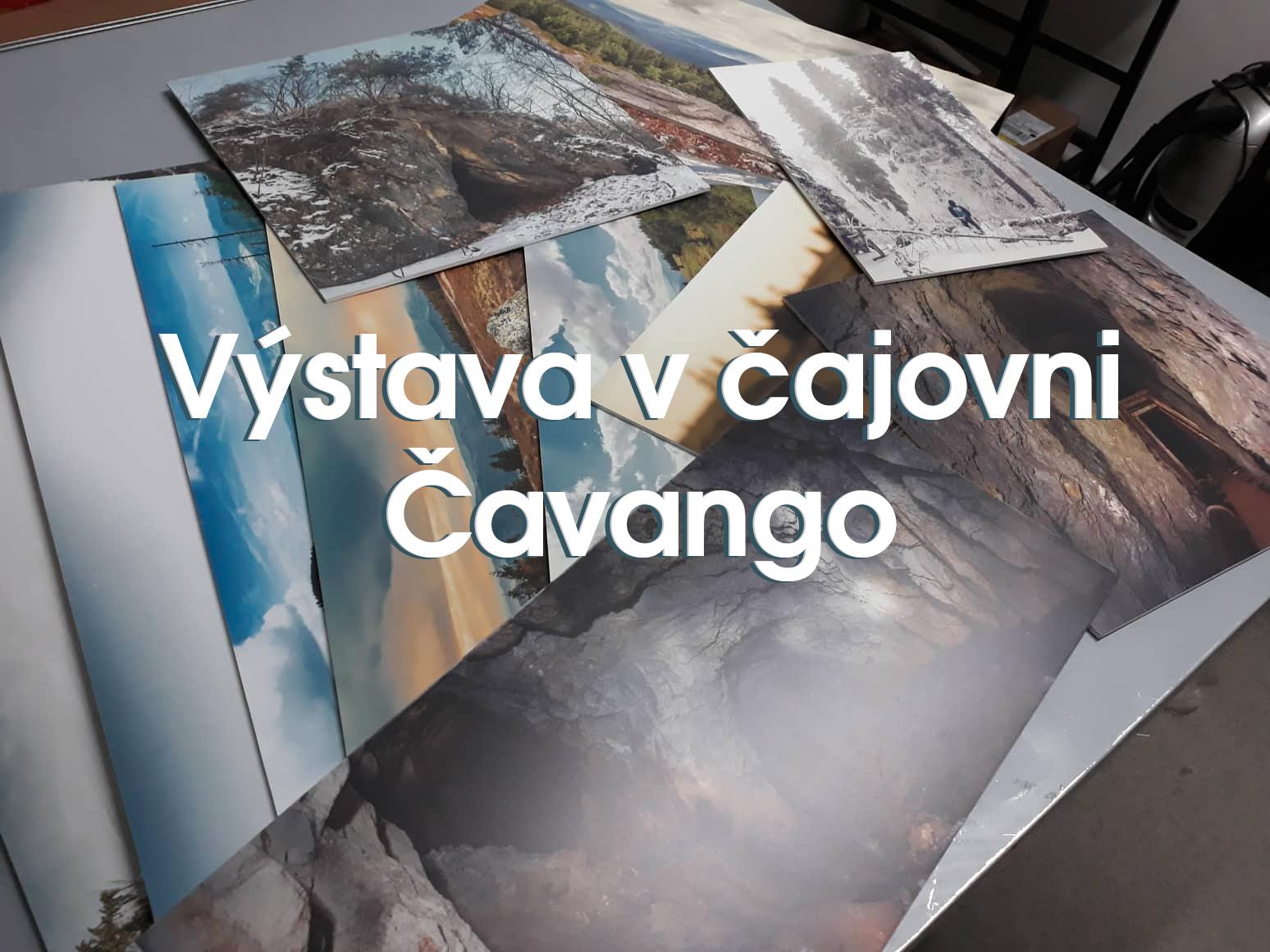 Výstava v čajovni Čavango